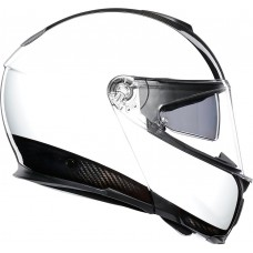 Шлем AGV SPORTMODULAR CARBON/WHITE